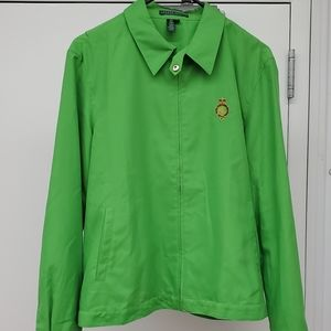 Mauna G Kelly Green Ralph Lauren Jacket Size Large